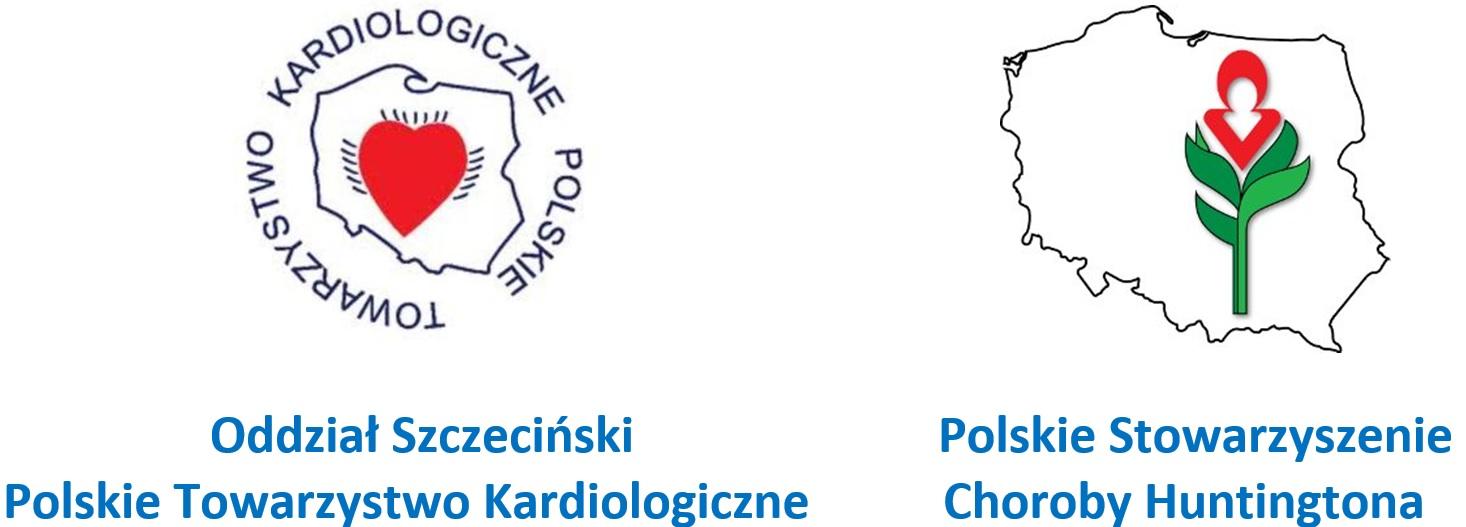 Polskie Towarzystwo Kardiologiczne Polskie Stowarzyszenie Choroby Huntingtona logo e-medycyna