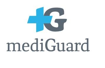 mediGuard logo fundacja e-medycyna